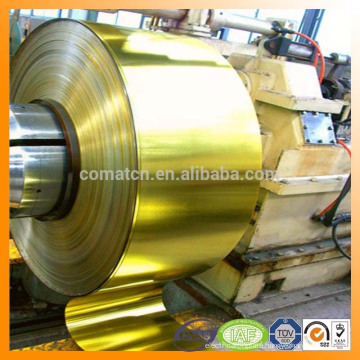 lacquer tinplate and varnish tinplate coil and sheet for twist off cap production